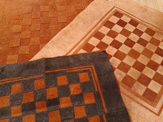 Bark cloth designs